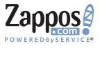 Go to the Zappos.com homepa