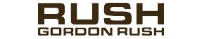 RUSH by Gordon Rush Logo