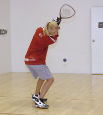 Racquetball shoes NS Attack Prince