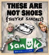 Sanuk Kids