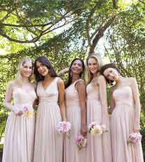 donna morgan bridesmaid dresses