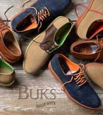 BUKS by Walk-Over