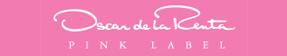 Oscar de la Renta Pink Label Logo