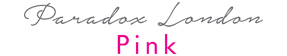 Paradox London Pink Logo