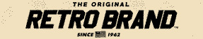 The Original Retro Brand Logo