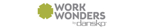 Work Wonders by Dansko Logo