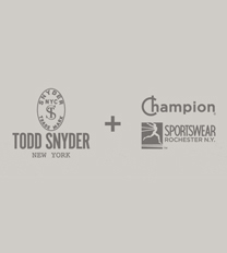 Todd Snyder + Champion