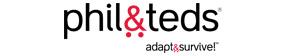 phil&teds Logo