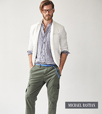 Michael Bastian Gray Label
