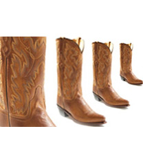 Old West English Kids Boots