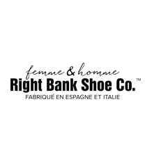 Right Bank Shoe Co™