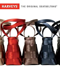 Harveys Seatbelt Bag