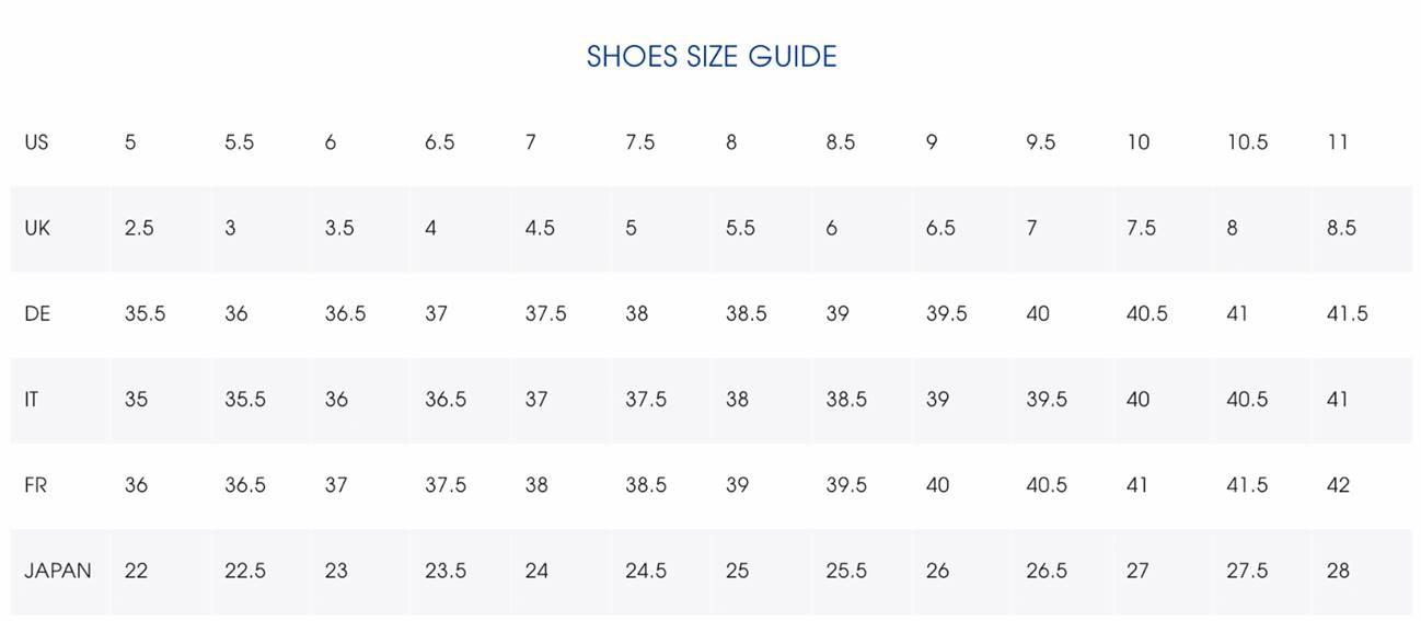 mizuno golf shoes size chart espa�a ml
