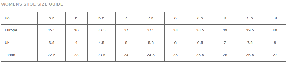 burberry shoe size chart: Vince blair 5 at zappos com