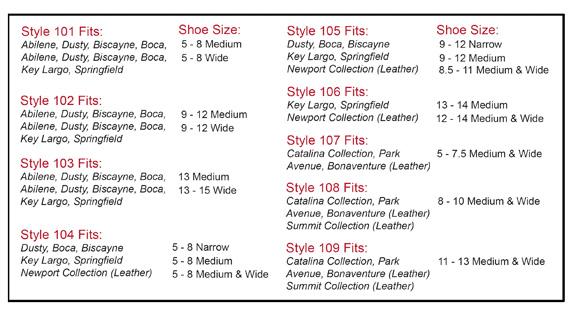 Uniform Mart | Footwear
