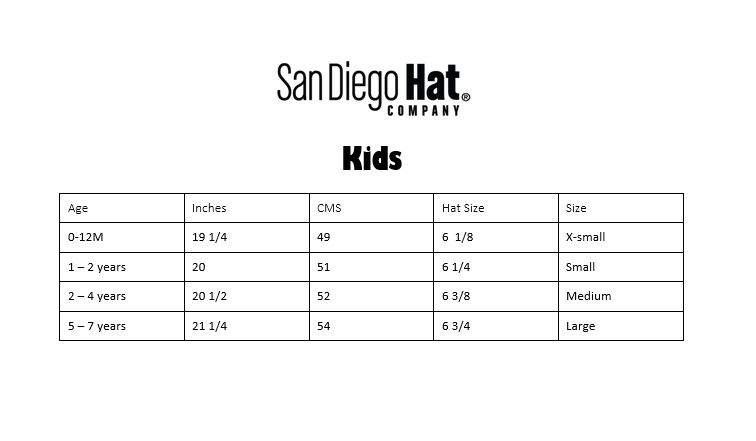 dfe8e24cdf7 San Diego Hat Company Kids CTK3426 Toddler Color Blocked Bucket Hat ...