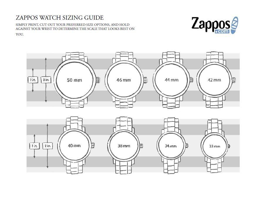 Sku 8454944 Watch Sizing Guide