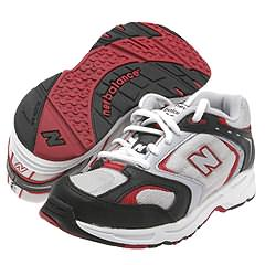 New Balance Kids - KJ 532 (Youth) (Black/Red) - Kids