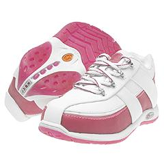 Lugz Kids - Vegas (White/Hot Pink)