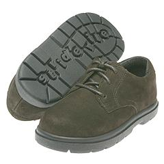 Stride Rite - Cooper (Children) (Dark Chocolate Nubuck) - Kids