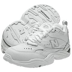 New Balance Kids - KX 609 AW (Youth) (White) - Kids