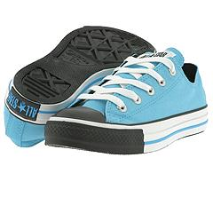 Converse - All Star Black Toe Ox (Turquoise) - Men's