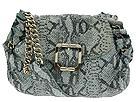 BCBGirls Handbags - It's a Cinch Flap (Blue) - Accessories