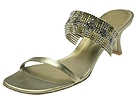Stuart Weitzman - Solar (Brass Supple Kid) - Women's