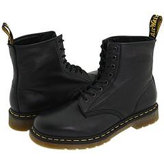 Dr. Martens - 1460 (Black Nappa) Boots