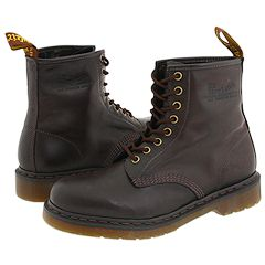 Dr. Martens - 1460 (Dark Brown California) Boots