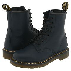 Dr. Martens - 1460 (Navy Smooth) Boots