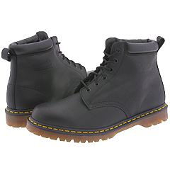 Dr. Martens - 0939 Series (Black Greasy) Boots