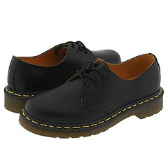 Dr. Martens - 1461 (Black Smooth) Oxfords