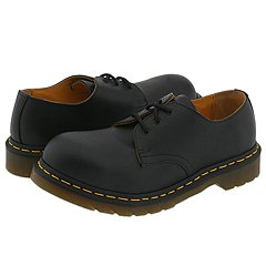 Dr. Martens - 1925 (Black Fine Haircell) Oxfords