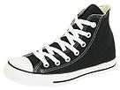 Converse - Chuck Taylor All Star Core Hi (Black) - Footwear