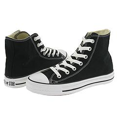 Converse All Star® Core HI (Black) - Women's :  zappos classic hi-top sneaker