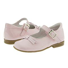 Villa Scarpa Kids - 2828 (Infant/Children) (Pink Patent) - Kids