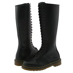 Dr. Martens - 9663 (Black Smooth) Boots
