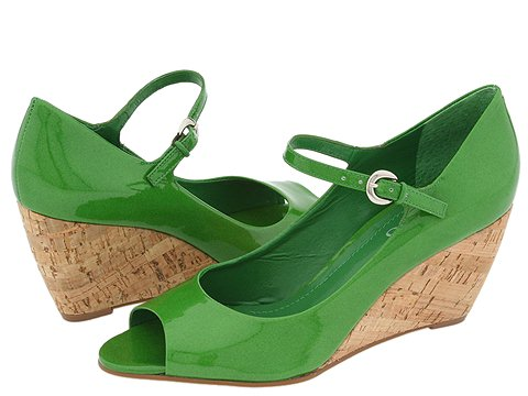 Franco Sarto - Fashion (Avocado Patent) - Footwear