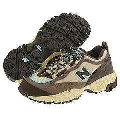 New Balance Classics W801 (Brown/Tan/Carolina Blue) - Women's
