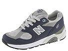 New Balance - M587 (Navy/Grey) - Footwear