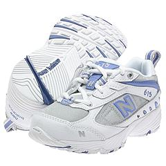 New Balance Kids - KJ 615 (Children/Youth) (Silver/Purple)