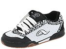 Adio - Kenny V.1 (Black/White/White) - Footwear