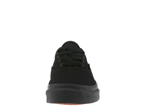 Vans Kids Authentic Core (Toddler Youth) Black Black on PopScreen 8421851a89