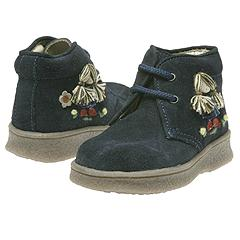 Kid Express - Lil Girl (Infant/Children) (Navy Suede) - Kids