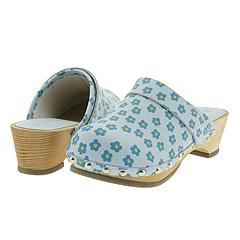 Shoe Be 2 - 51320 (Children/Youth) (Light Blue Floral Print) - Kids