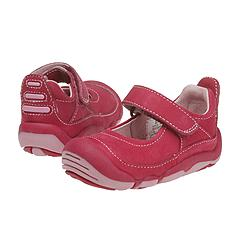 Stride Rite - Addie (Infant/Children) (Grenadine Nubuck) - Kids