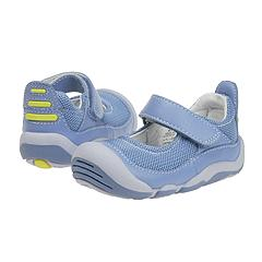 Stride Rite - Addie (Infant/Children) (Storm Nubuck) - Kids
