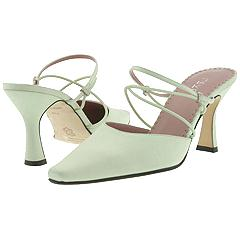 rsvp - Bridget (Light Green Satin) - Women's