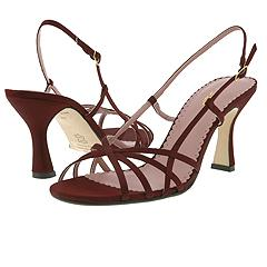 rsvp - Dina (Terracotta Satin) - Women's